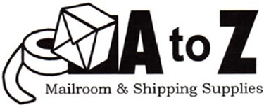 A to Z Mailroom & Shipping Supplies, Logo